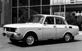 Москвич 2140 – последний заднеприводный автомобиль в истории АЗЛК