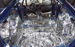 Нужна ли автомобилю дополнительная шумоизоляция?