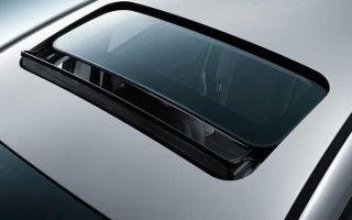 Стоит ли доплачивать за люк на крыше автомобиля?