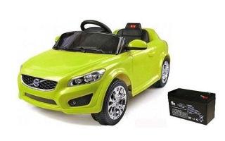 Как выбрать аккумулятор для детского электромобиля