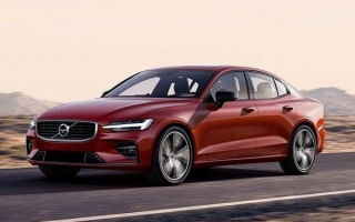 Volvo S60 2019 года – автомобиль, в который влюбляешься с первого взгляда!