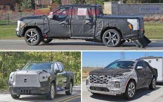 Пикапы 2021 года: Toyota Tundra, GMC Sierra 1500, Hyundai Santa Cruz