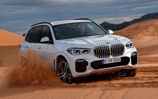 Обзор: BMW X5 2019 года (четвертое поколение)