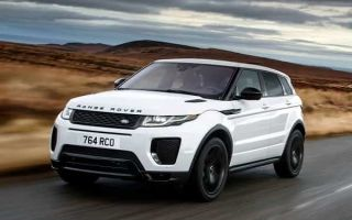 Обновленный Land Rover Discovery Sport 2017 года