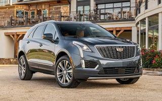 Обзор: Cadillac XT5 2020 года