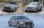 Седаны C-класса 2020 года: Jaguar XE, Mercedes-Benz C-Class Audi A4