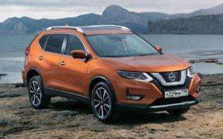 Обзор: Nissan X-Trail 2019 года