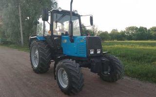 Где найти б/у трактор Белорус?