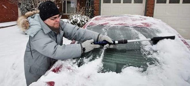 Как разбудить автомобиль зимой после стоянки