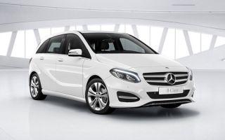 Обзор Mercedes-Benz B 180: комплектация, характеристики, цена
