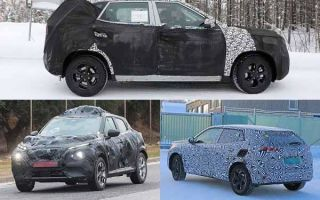 Компактные заряженные кроссоверы 2020 года: Peugeot 2008, Nissan Juke, Kia Tusker