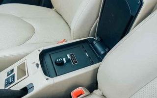 Автомобильный сейф: какой выбрать, где установить, сколько стоит