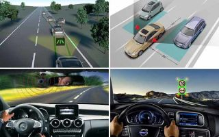 Системы активной безопасности в автомобиле