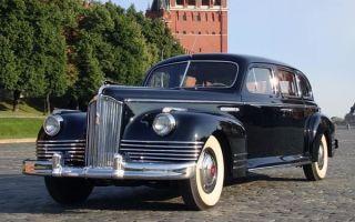 Ретро обзор: ЗИС 110 – флагман послевоенного автопрома!