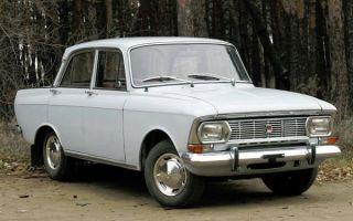 Москвич 412 — одна из самых удачных моделей АЗЛК!