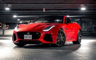 Обзор: Jaguar F-Type SVR 2019 года