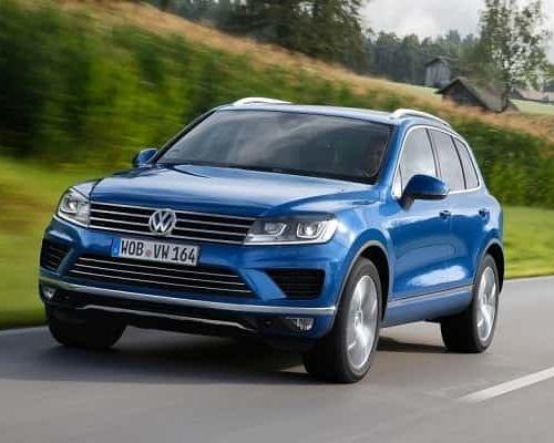 Обзор: Volkswagen Touareg 2018 года