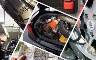 Как подготовить автомобиль к дальнему путешествию