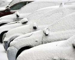 Как подготовить автомобиль к длительной зимней стоянке