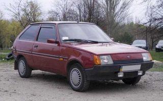 ВАЗ-2108 «Зубило» – достойный образец отечественного автопрома!