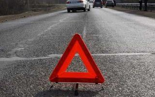 За оставление места ДТП водителям грозит тюремный срок!