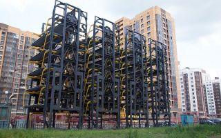 Почему вертикальные роторные парковки не приживаются в России?