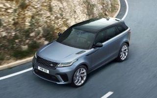 Обзор: Range Rover Velar SVAutobiography Dynamic