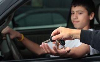 Подростки за рулем авто –  преступление без наказания!