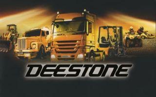 Особенности и достоинства шин Deestone