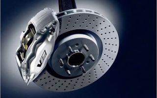 Неисправности тормозных дисков: причины, первые признаки, ремонт
