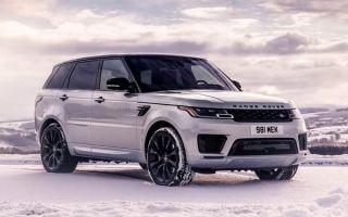 Обзор: Range Rover Sport HST версии «мягкий гибрид»