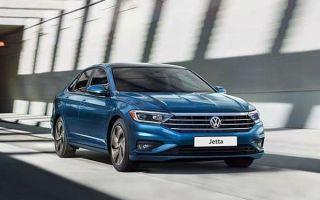 Обзор: Volkswagen Jetta 2020 года