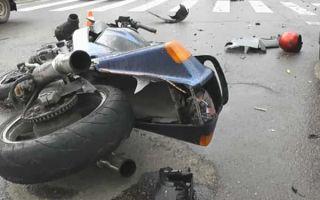 Как мотоциклистам избежать столкновений на дороге