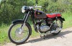 Ретро обзор: мотоцикл Pannonia 250 T1