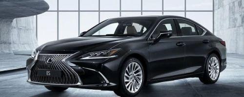 Обзор: Lexus ES 2019 года (7 поколение)