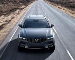 Обзор: Volvo V90 Cross Country с дизельным двигателем