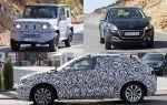 Компактные кроссоверы 2018 года: Suzuki Jimny, Peugeot 1008, Volkswagen T-Cross
