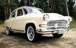 ГАЗ-21 Волга — самая стильная советская модель!