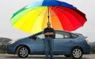 Как защитить автомобиль от выгорания на солнце