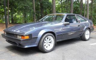Ретро обзор: Toyota Supra 1986 года
