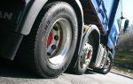 Какие шины выбрать для грузового автомобиля?