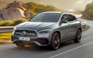 Обзор: Mercedes-Benz GLA 2020 года (2 поколение)