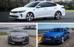 Премиальные седаны F-класса: Kia K900, Cadillac CT6, Audi A7