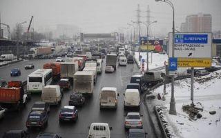Приведет ли к порядку на дорогах закон «Об организации дорожного движения»?