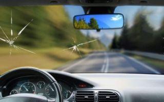Лобовое стекло автомобиля: профилактика неисправностей, ремонт