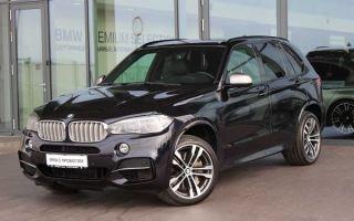 Как выбрать б/у автомобиль BMW X5