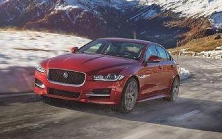 Обзор полноприводного Jaguar XE