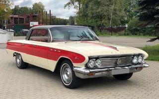 Ретро обзор: Buick LeSabre 1961 года – гордость американского автопрома!