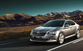 Комплектация автомобиля ŠKODA SUPERB