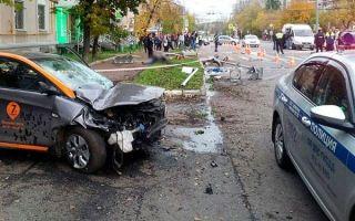 Каршеринг признали самым опасным видом транспорта!